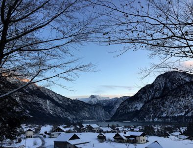 Dachstein Krippenstein und Hallstättersee