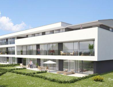 Moderne Wohnhaus