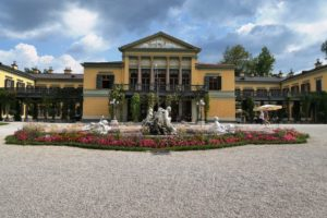 The emperor's villa in Bad Ischl is a must see during your stay.